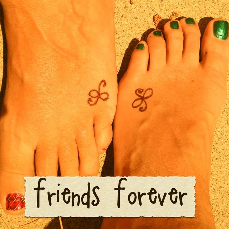 friendship tattoos photo - 9