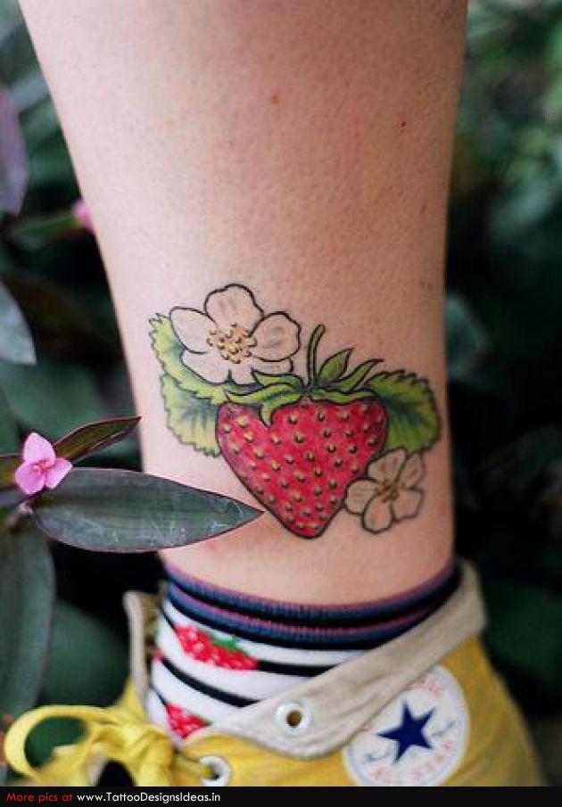 fruit tattoos photo - 12