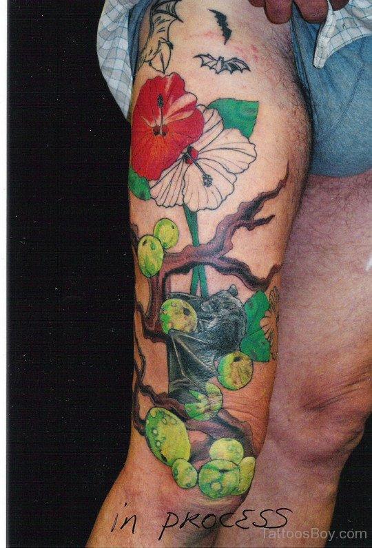 fruit tattoos photo - 14