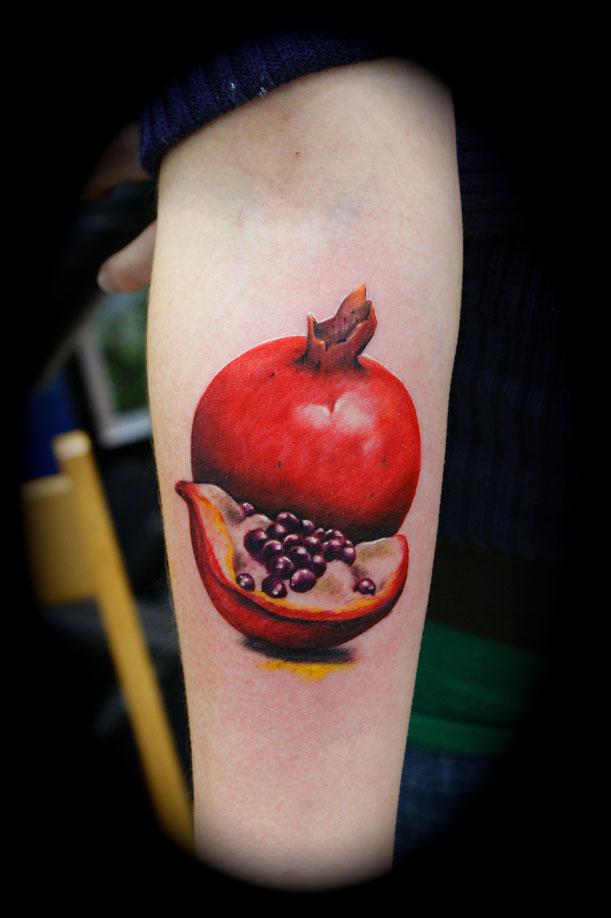 fruit tattoos photo - 17