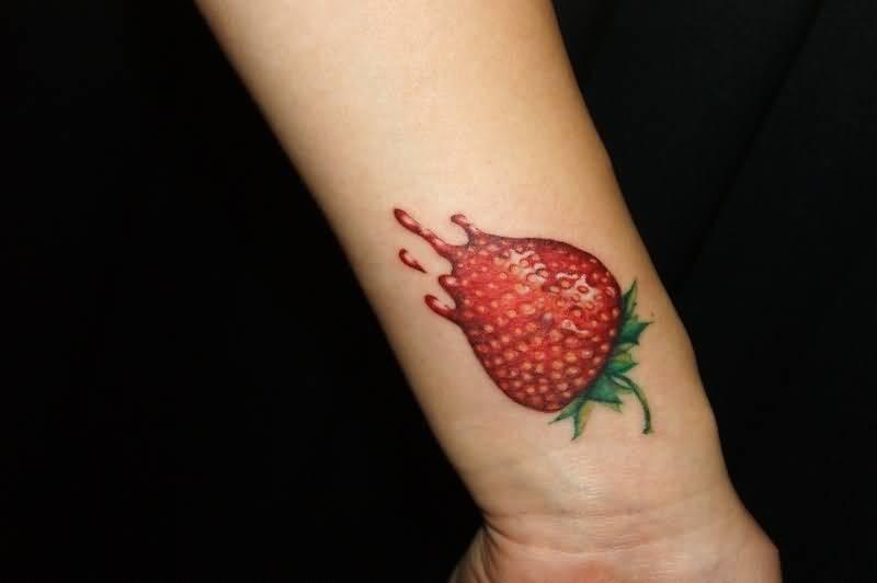 fruit tattoos photo - 20