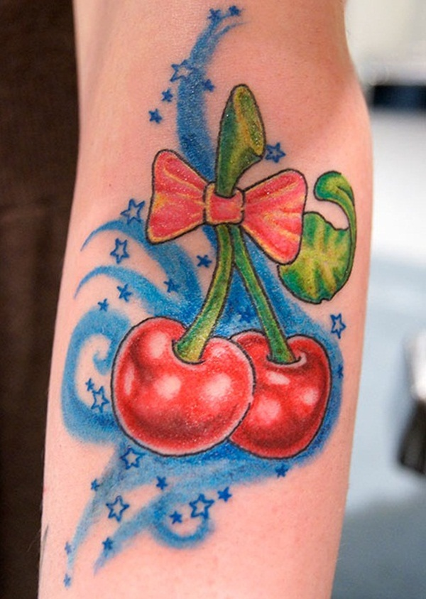 fruit tattoos photo - 30