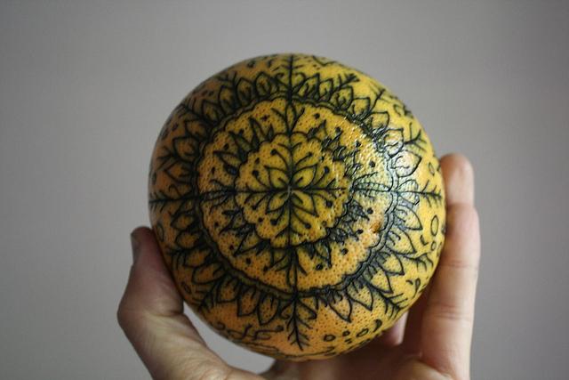 fruit tattoos photo - 31