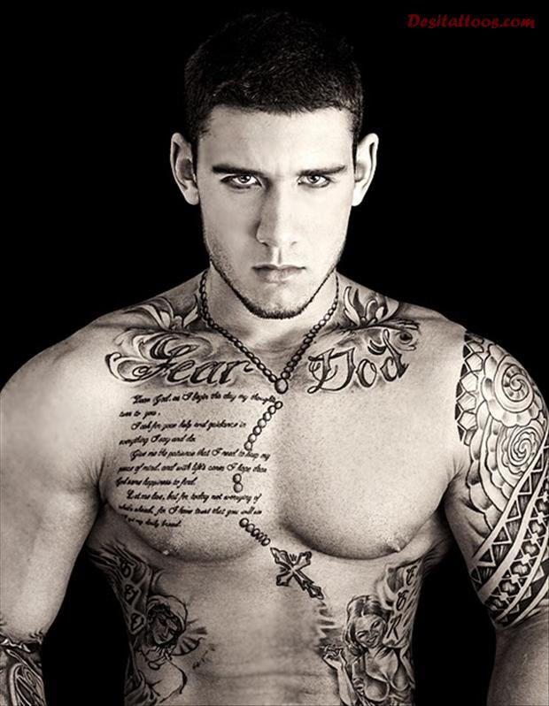 full body tattoos photo - 11