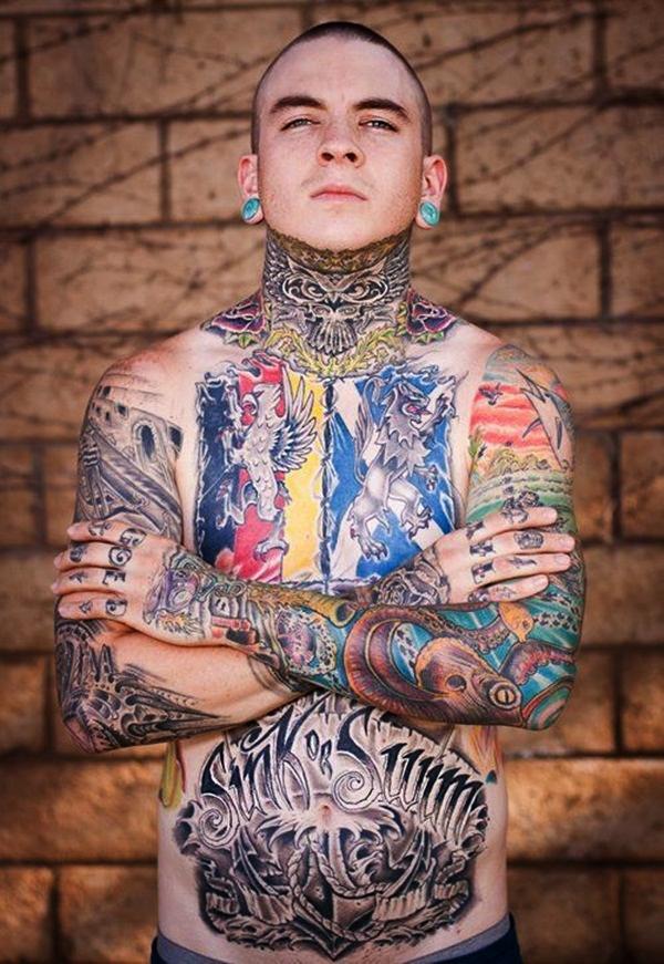 full body tattoos photo - 16