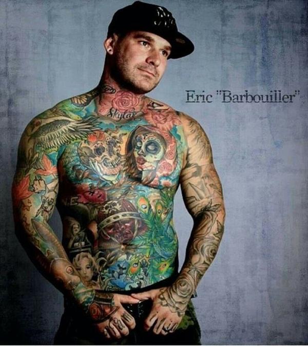 full body tattoos photo - 19
