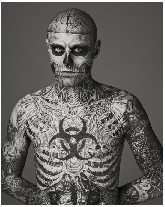 full body tattoos photo - 21