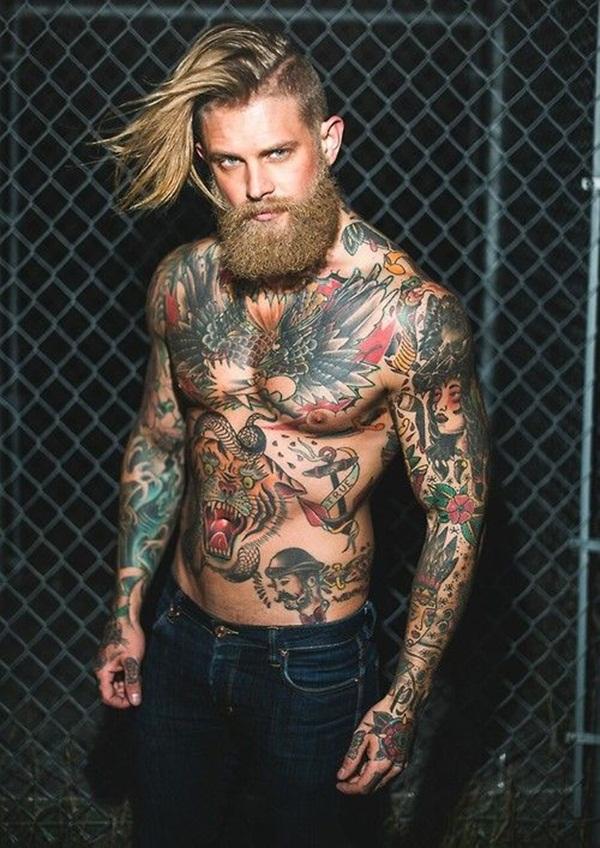 full body tattoos photo - 25