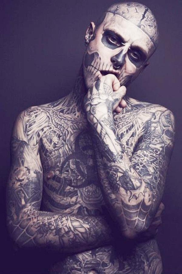 full body tattoos photo - 27