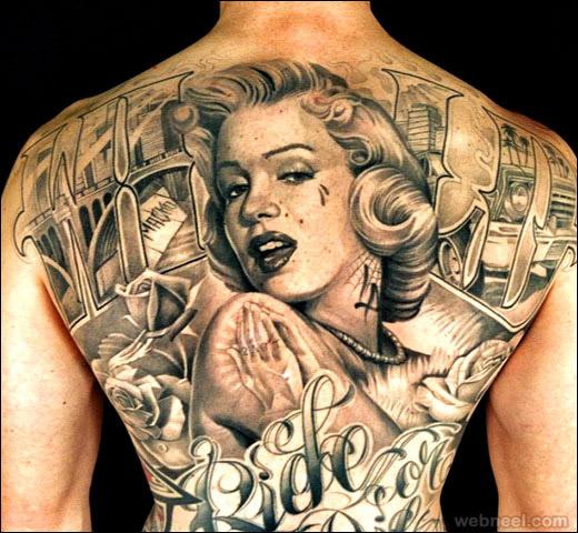 full body tattoos photo - 28