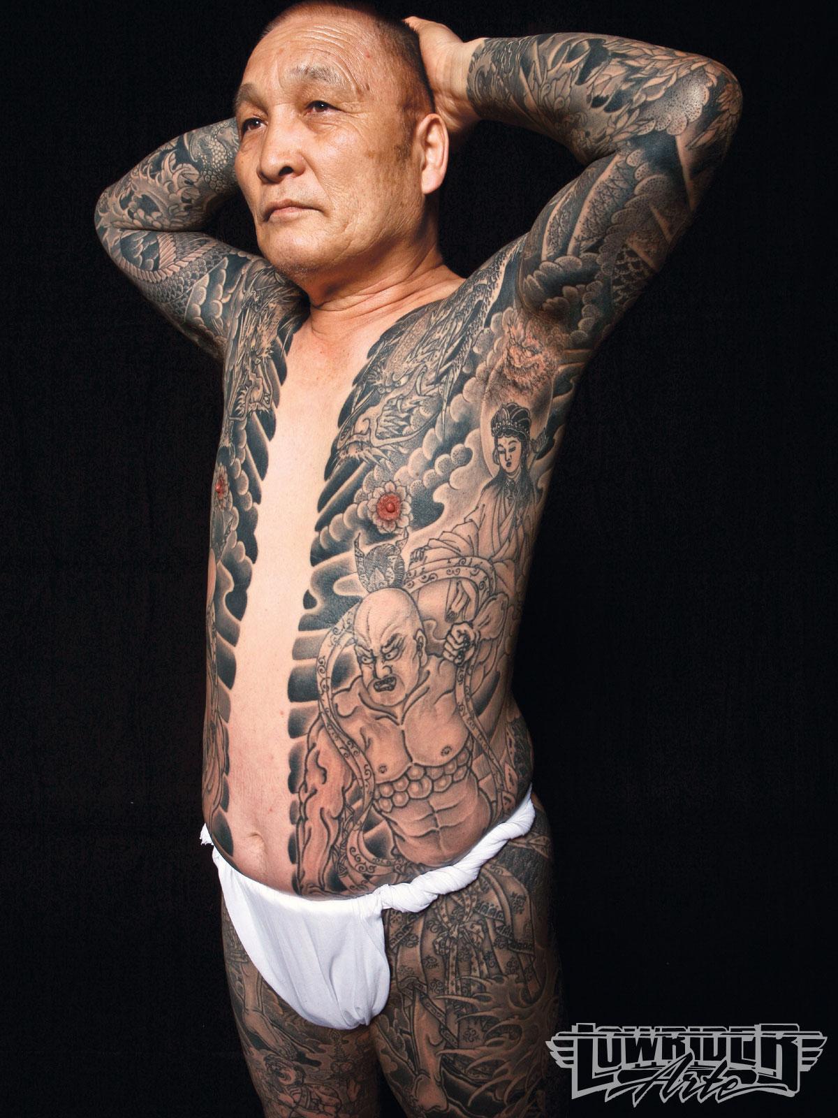 full body tattoos photo - 32