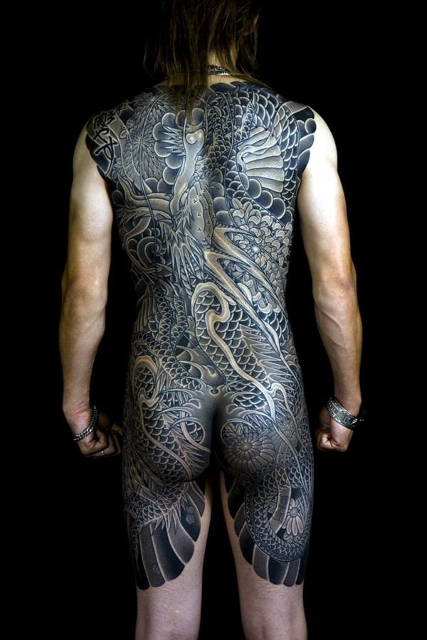 full body tattoos photo - 35