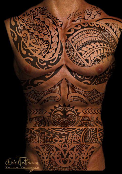 full body tattoos photo - 40