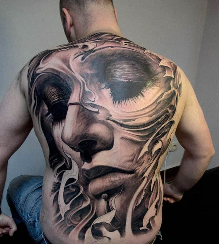 full body tattoos photo - 5