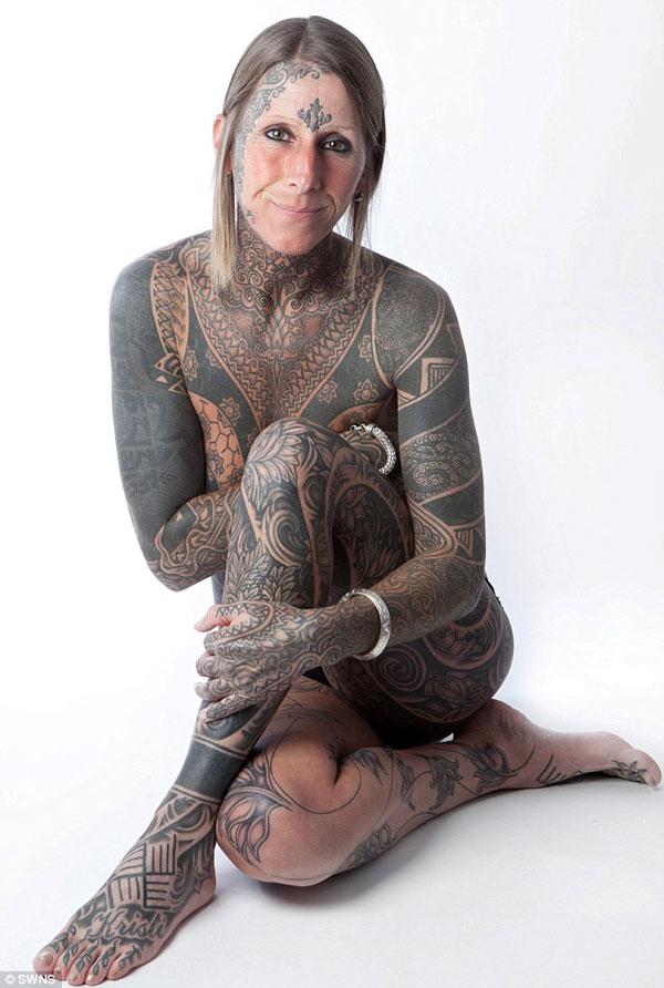 full body tattoos photo - 7
