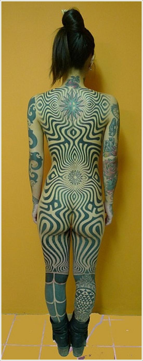 full body tattoos photo - 9