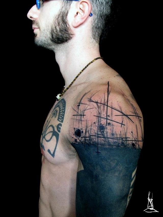 funky tattoos photo - 1