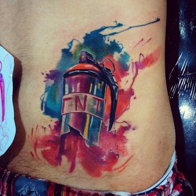 funky tattoos photo - 12