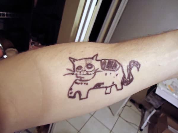 funky tattoos photo - 13