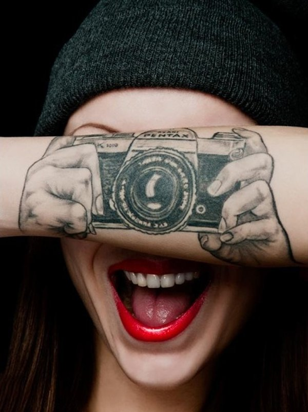 funky tattoos photo - 15