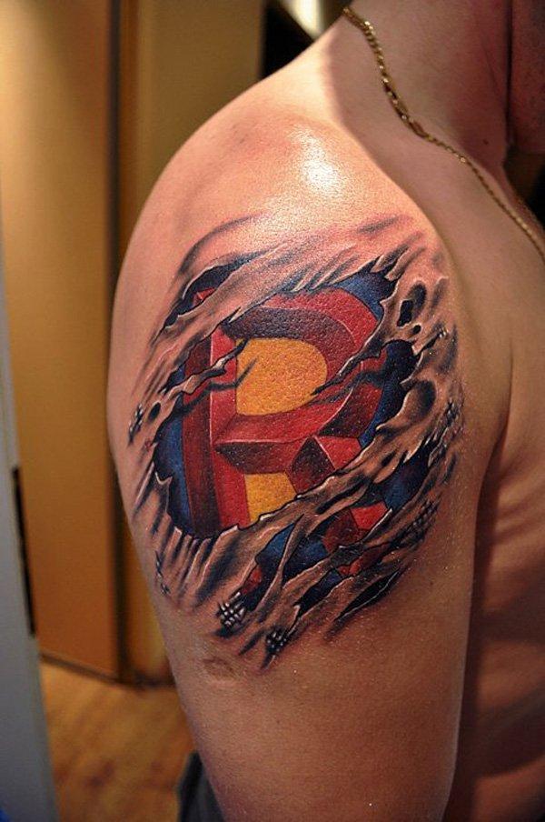 funky tattoos photo - 17
