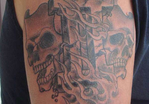 funky tattoos photo - 20