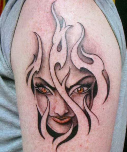 funky tattoos photo - 27