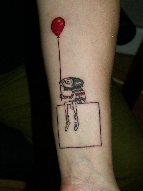 funky tattoos photo - 33
