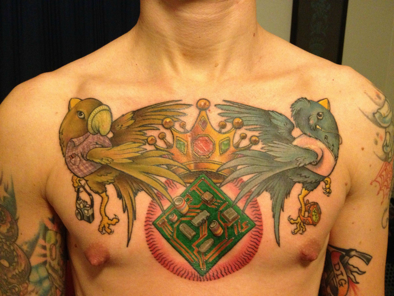 funky tattoos photo - 34