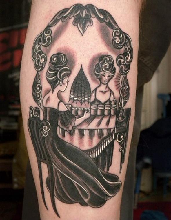 funky tattoos photo - 40