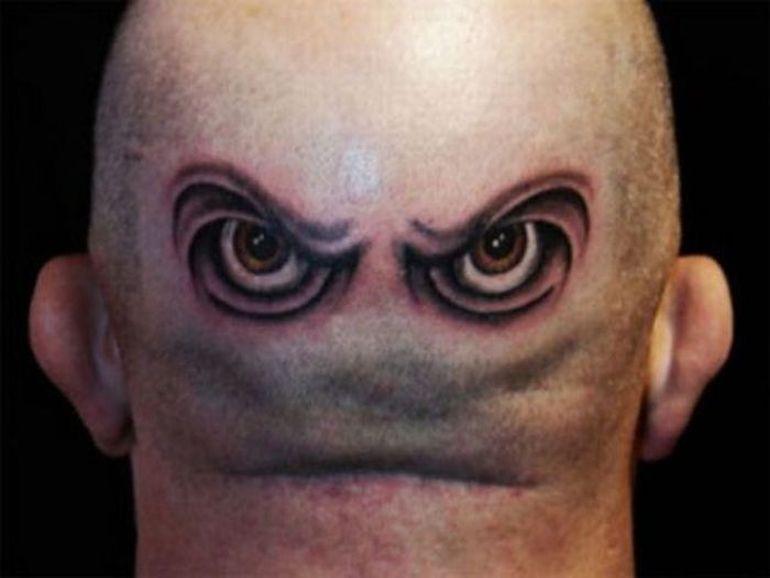 funny tattoos photo - 16