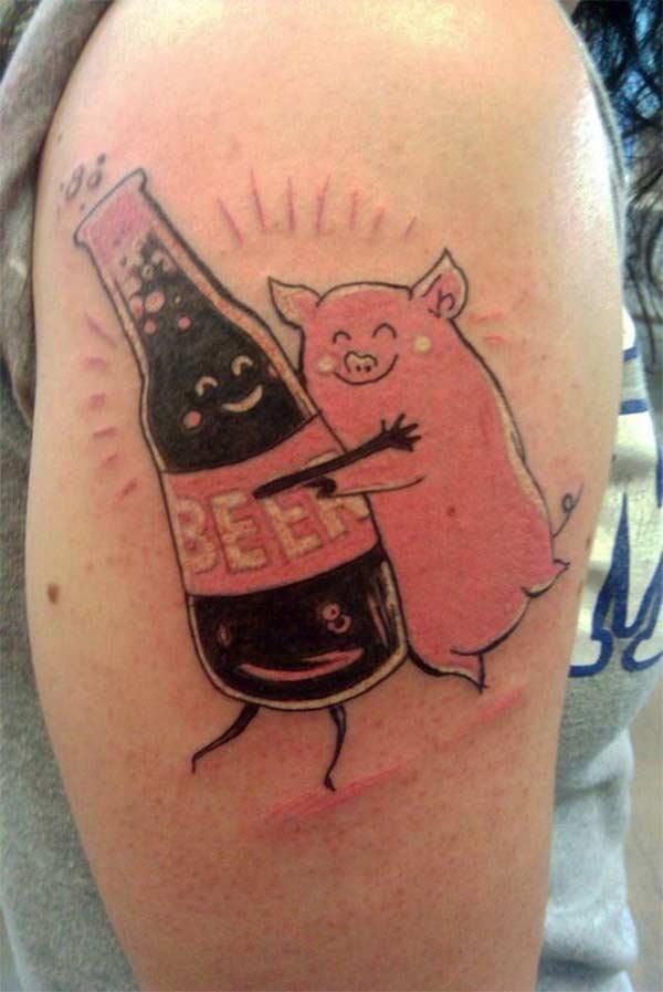funny tattoos photo - 38