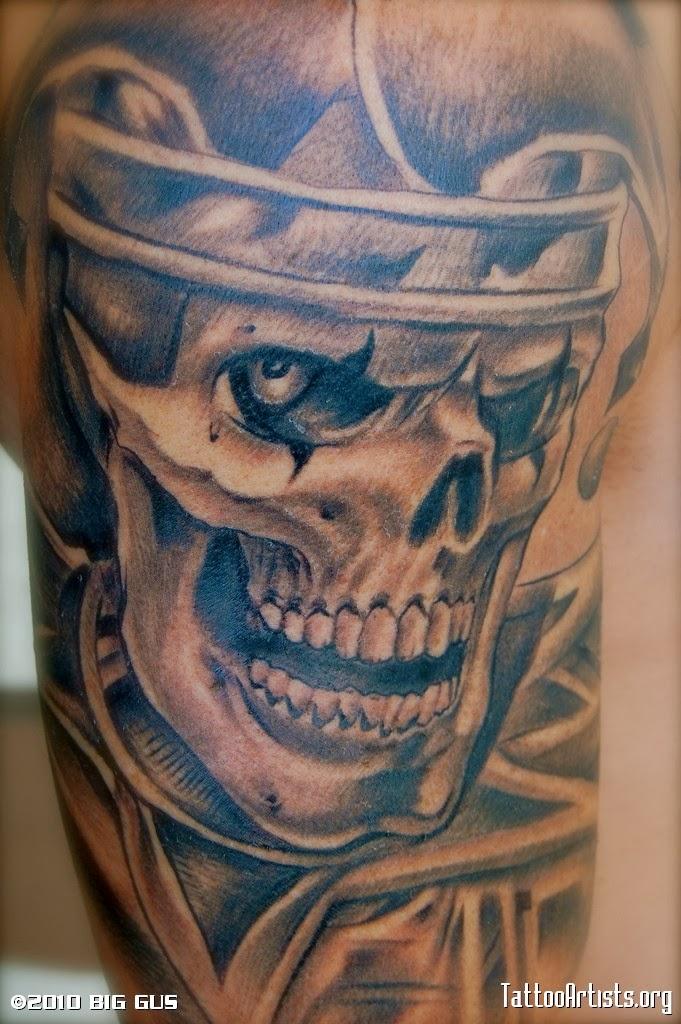 gangsta tattoos photo - 11