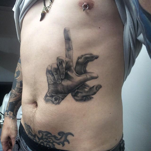 gangsta tattoos photo - 12
