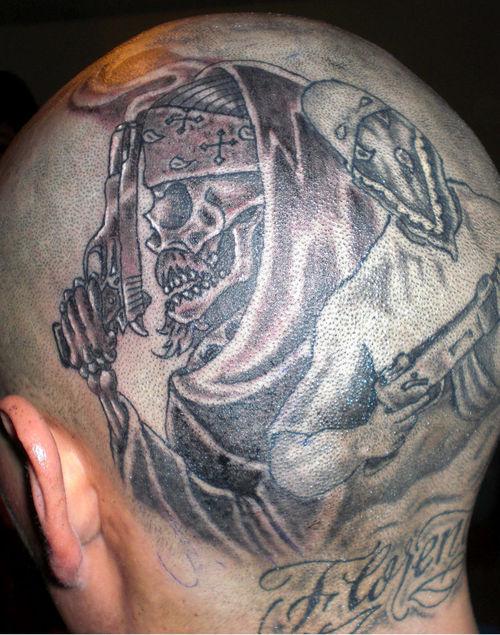 gangsta tattoos photo - 14