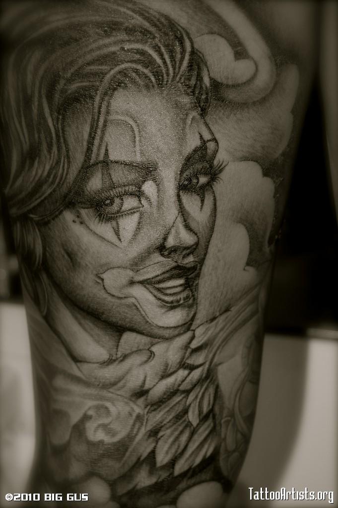 gangsta tattoos photo - 19