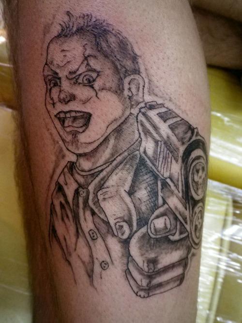 gangsta tattoos photo - 21
