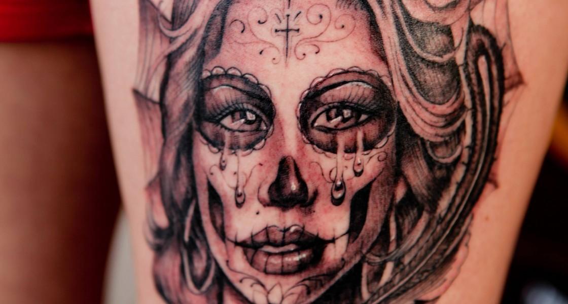 gangsta tattoos photo - 23