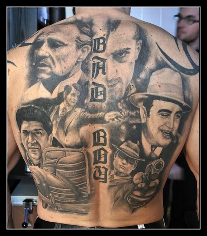 gangsta tattoos photo - 24