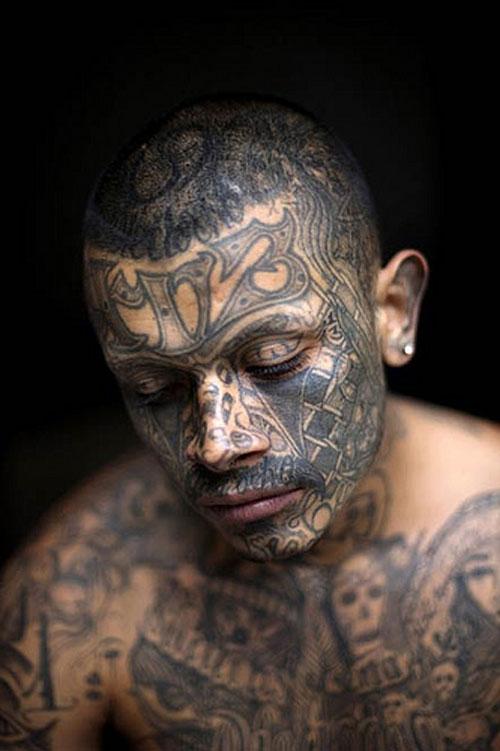 gangsta tattoos photo - 27