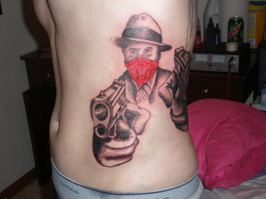 gangsta tattoos photo - 3