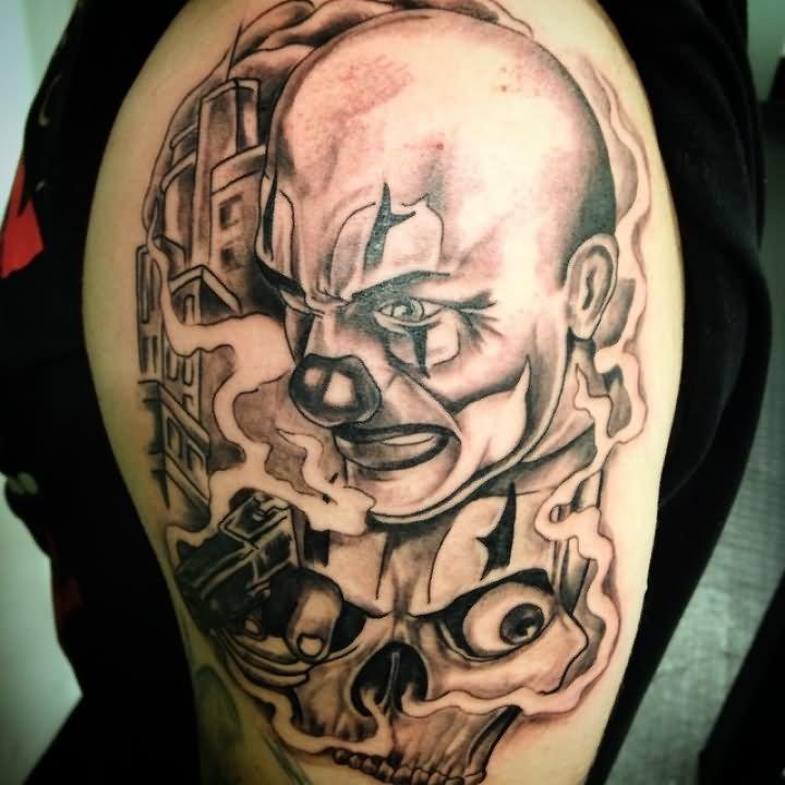gangsta tattoos photo - 31