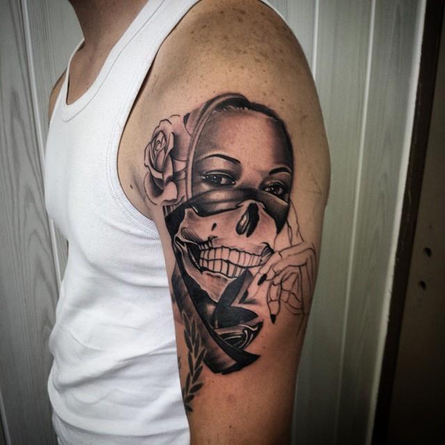 gangsta tattoos photo - 4