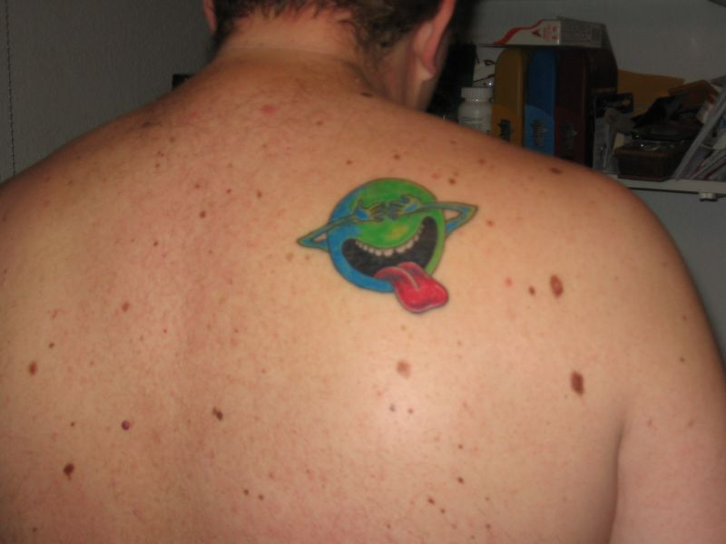 geek tattoos photo - 10