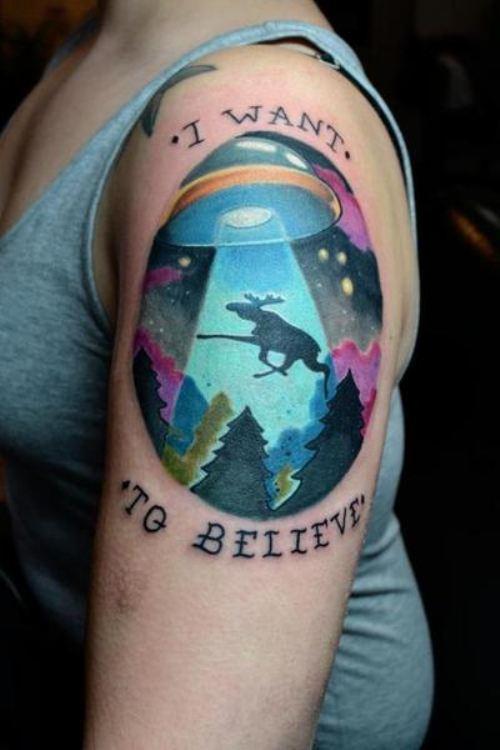 geek tattoos photo - 15