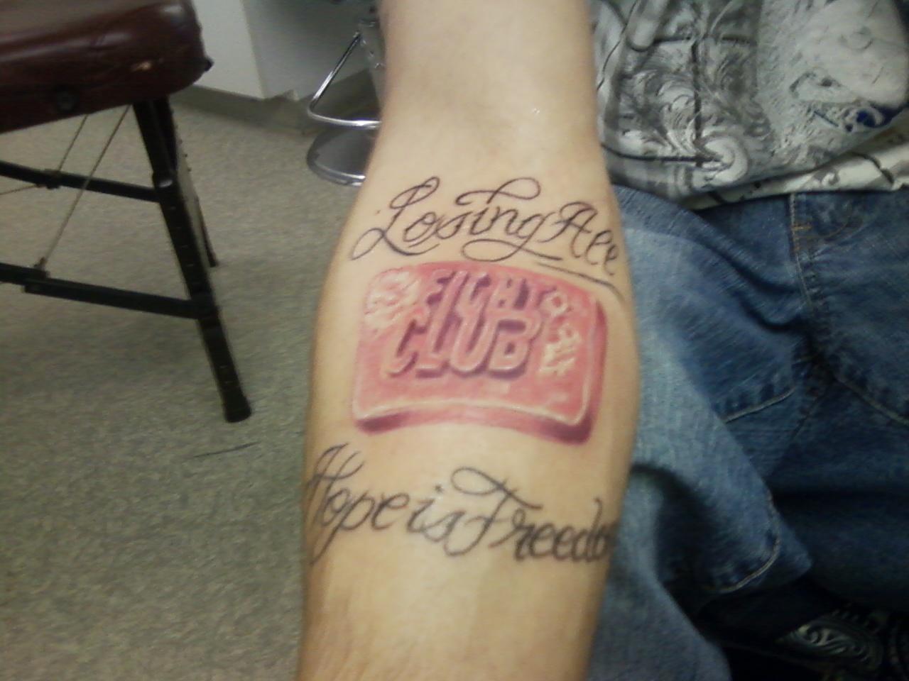 geek tattoos photo - 2