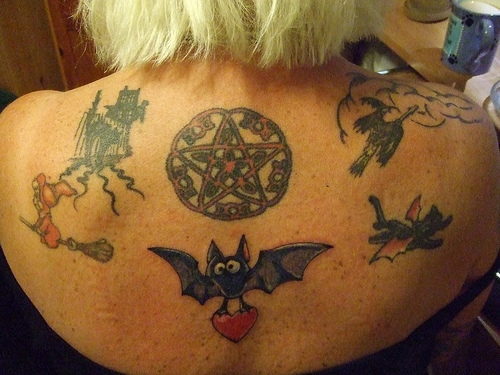 geek tattoos photo - 20
