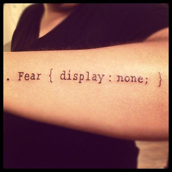 geek tattoos photo - 23