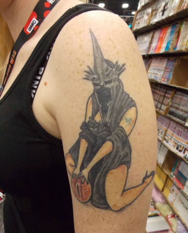geek tattoos photo - 25