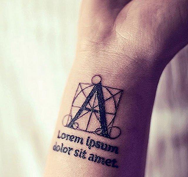 geek tattoos photo - 31